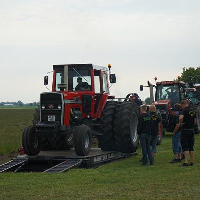 Indvejning Særslev Traktortræk