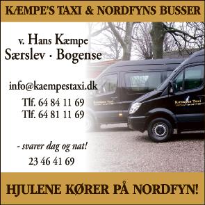 Kæmpes taxi
