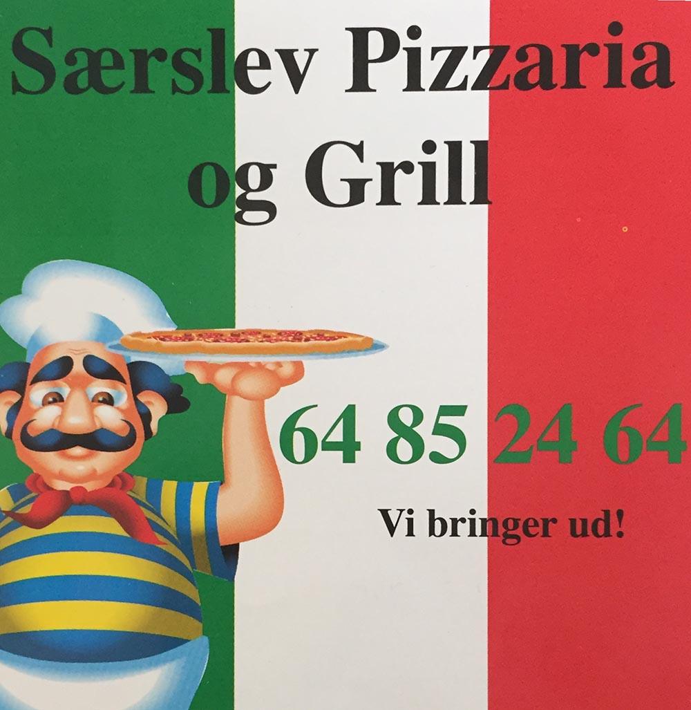 særslev pizza
